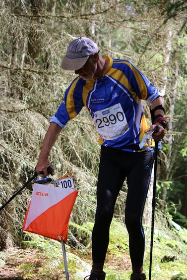 Geoffrey Hensman, Scottish Six Days 2, Balfour (c) Wendy Carlyle