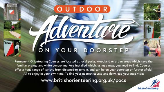 Try a Permanent Orienteering Course