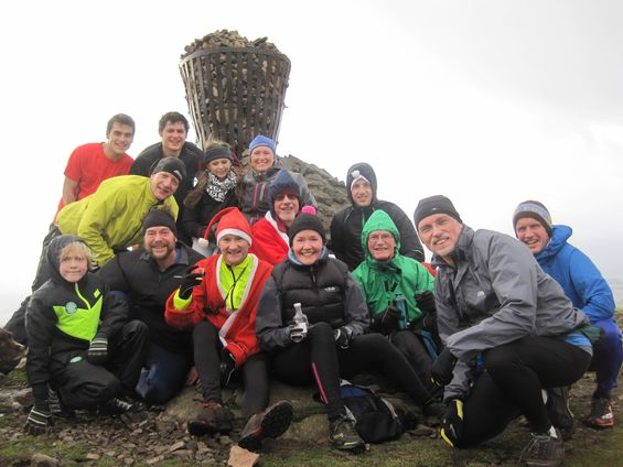 Dumyat - Christmas Day 2013