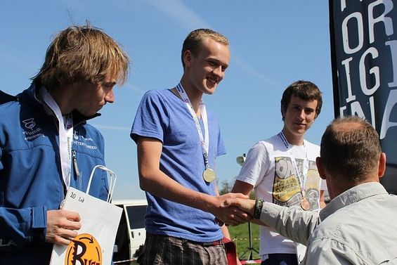 British Middle Champs 2011 Prize Giving