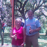 Ted and Val at Big 5 O