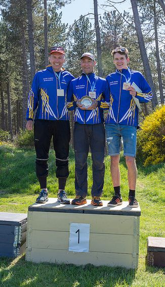Scottish Relay Championships, Handicap Relay Winners
