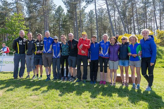 Scottish Relay Championships, course winners