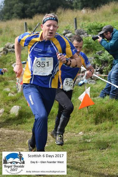 Roger Goddard, Scottish Six Days 6, Glen Feardar West (c) Andy Johnson